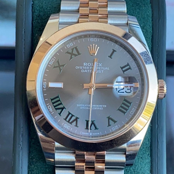 Rolex Datejust 126301 2020