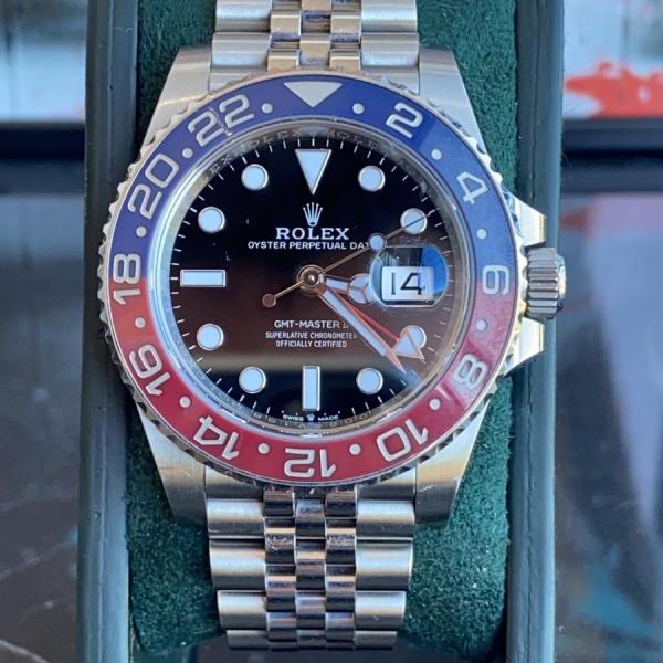 Rolex GMT-Master II 126710 2018