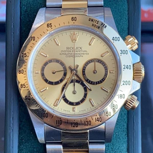 Rolex Daytona 4 line 16523 1989